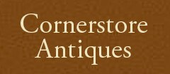 Cornerstore Antiques Antique logo