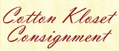 Cotton Kloset Consignment Womens Consignment shop