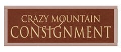 Crazy Mountain Consignment Furniture Consignment logo