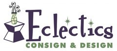 Eclectics Consign & Design Furniture Consignment logo