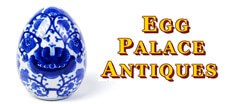 Egg Palace Antiques logo