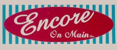 Encore on Main Womens Consignment logo
