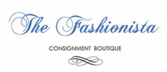 The Fashionista Boutique logo