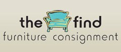 The Find Consignment logo