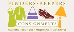 Finder's Keepers Consignment Womens Consignment logo