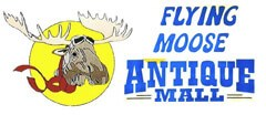 Flying Moose Antique Mall Antique logo