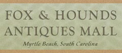Fox & Hounds Antiques Mall Antique logo