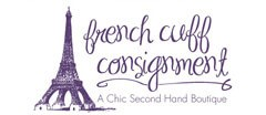 French Cuff Consignment Womens Consignment shop