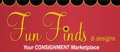 Fun Finds and Designs Furniture Consignment logo