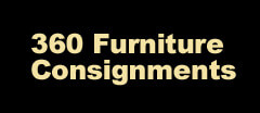360 Furniture Consignments, Inc. Furniture Consignment shop