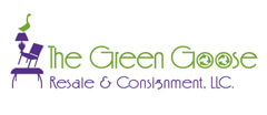 The Green Goose Resale & Consignment logo