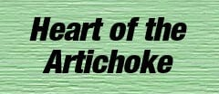Heart of the Artichoke Antique logo