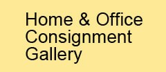Home & Office Consignment Gallery logo