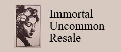 Immortal Uncommon Resale Womens Consignment shop
