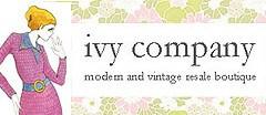 Ivy Company - Modern & Vintage Resale Boutique Vintage shop