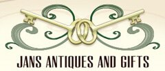 Jans Antiques and Gifts Antique logo