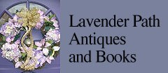 Lavender Path Antiques and Books Antique logo