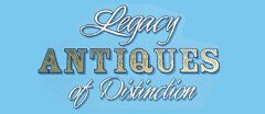 Legacy Antiques of Distinction Antique logo