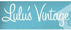 Lulu's Vintage Vintage logo