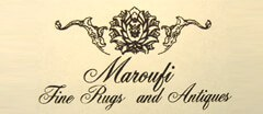Maroufi Fine Rugs and Antiques Antique logo