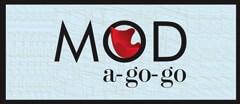 Mod a-go-go Vintage logo