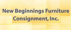 New Beginnings Furniture Consignment logo
