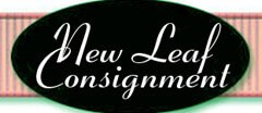 New Leaf Consignment Womens Consignment logo