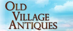 Old Village Antiques Antique logo