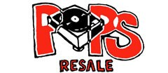 Pops Resale Shop logo