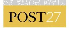 POST 27 Vintage logo