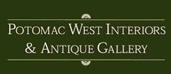 Potomac West Interiors & Antique Gallery Antique logo