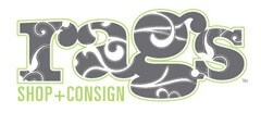 Rags Consignment Womens Consignment logo