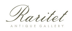 Raritet Antique Gallery logo