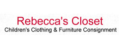 Rebecca's Closet Childrens Consignment logo