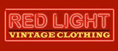 Red Light Vintage Vintage logo