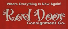 Red Door Consignment Company Furniture Consignment logo