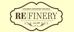 REfinery Children's Consignment Boutique Childrens Consignment logo