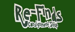 Refinds Consignment Shop logo