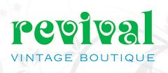 Revival Vintage Boutique logo