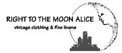 Right to the Moon Alice logo