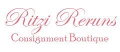 Ritzi Reruns Womens Consignment logo