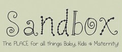 Sandbox Consignment Childrens Consignment logo