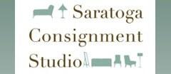 Saratoga Consignment Studio Furniture Consignment logo