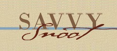 Savvy Snoot Furniture Consignment logo