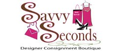 Savvy Seconds logo