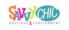 Savvy Chic Boutique & Consignment Womens Consignment logo