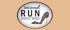 Second Run Upscale Resale Womens Consignment logo
