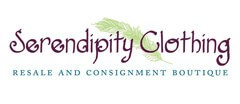 Serendipity Clothing - Resale and Consignment Boutique logo