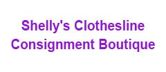 Shelly's Clothesline Consignment Boutique logo