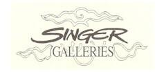 Singer Galleries Antique logo